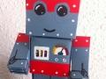 Mini Paper Robot
