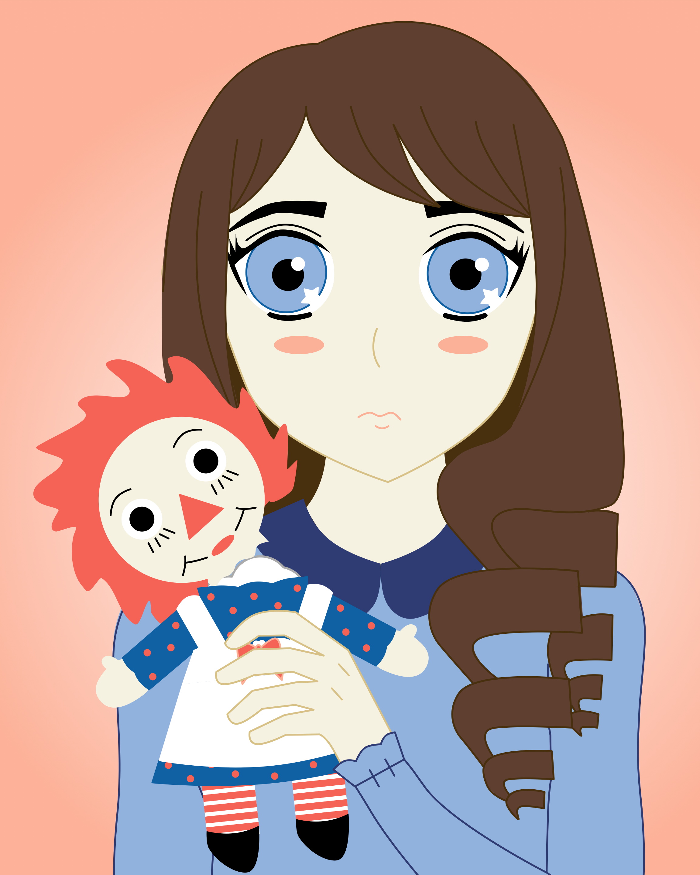 what u0027s wrong with my raggedy ann nalulin